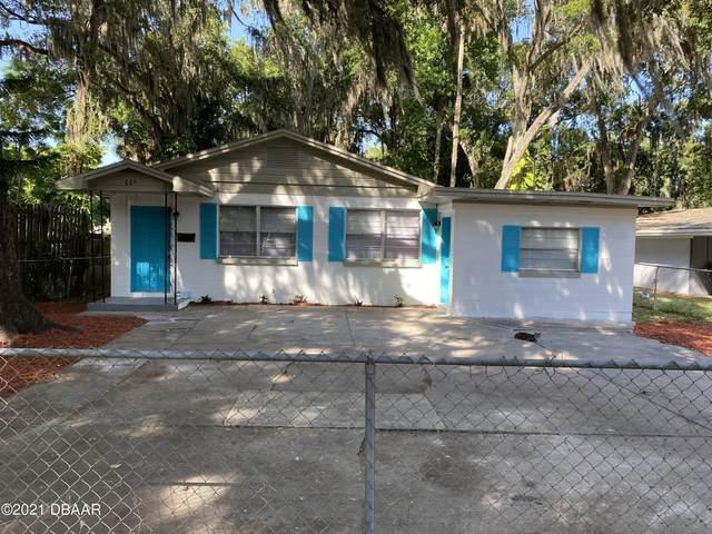 609 Vera Street, Daytona Beach, FL 32114 (MLS #1088794) :: Florida Life Real Estate Group