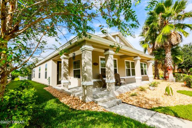 3361 Medici Boulevard, New Smyrna Beach, FL 32168 (MLS #1088802) :: Cook Group Luxury Real Estate