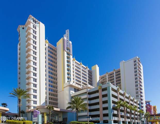 350 N Atlantic Avenue #2230, Daytona Beach, FL 32118 (MLS #1088803) :: NextHome At The Beach II