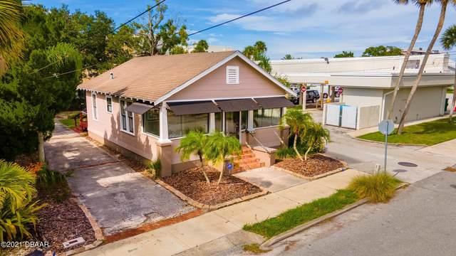 207 Downing Street, New Smyrna Beach, FL 32168 (MLS #1088811) :: Momentum Realty