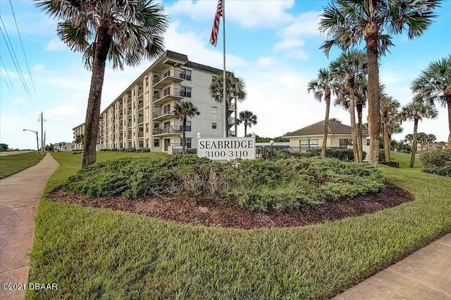 3110 S Ocean Shore Boulevard #2120, Ormond Beach, FL 32176 (MLS #1088853) :: Dalton Wade Real Estate Group