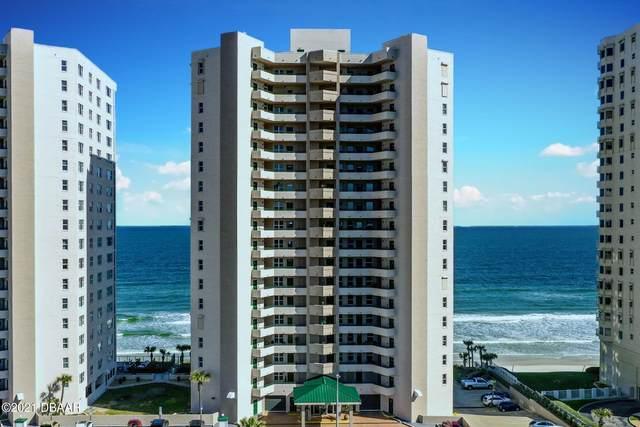 3315 S Atlantic Avenue #606, Daytona Beach Shores, FL 32118 (MLS #1088855) :: NextHome At The Beach II