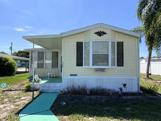 733 Cindy Circle, Port Orange, FL 32127 (MLS #1088906) :: NextHome At The Beach II