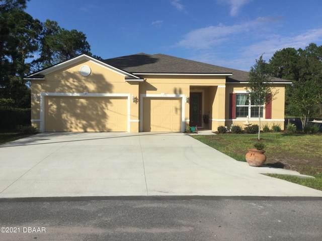 57 Lee Drive, Palm Coast, FL 32137 (MLS #1088916) :: Momentum Realty