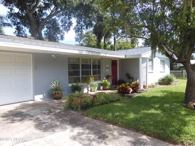 115 Naranga Drive, Edgewater, FL 32132 (MLS #1088930) :: NextHome At The Beach II