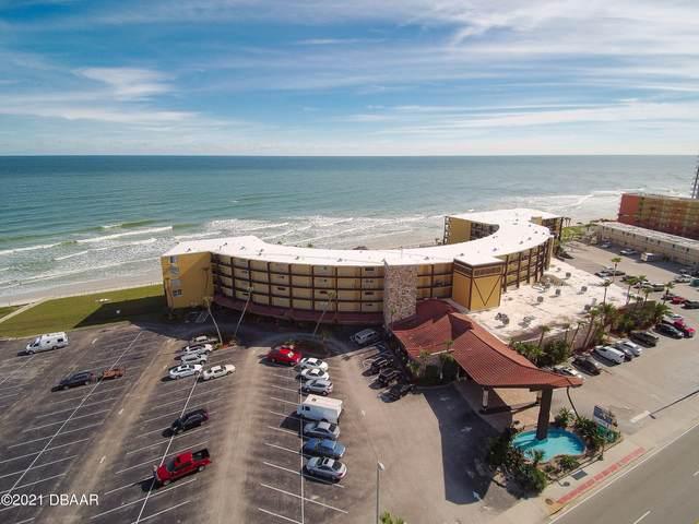 2301 S Atlantic Avenue #301, Daytona Beach Shores, FL 32118 (MLS #1088935) :: NextHome At The Beach II