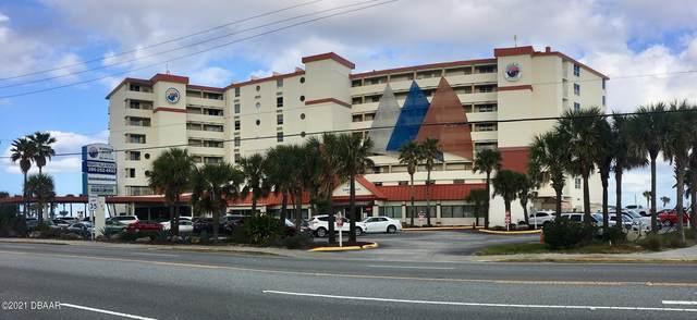 701 S Atlantic Avenue #308, Daytona Beach, FL 32118 (MLS #1088939) :: NextHome At The Beach II