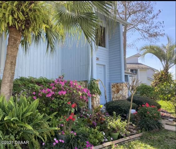 126 Blue Heron Drive D, Daytona Beach, FL 32119 (MLS #1088940) :: The DJ & Lindsey Team
