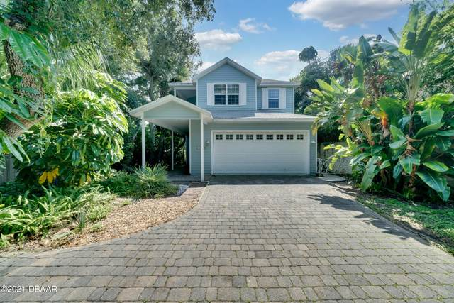 4970 S Peninsula Drive, Ponce Inlet, FL 32127 (MLS #1088950) :: Cook Group Luxury Real Estate