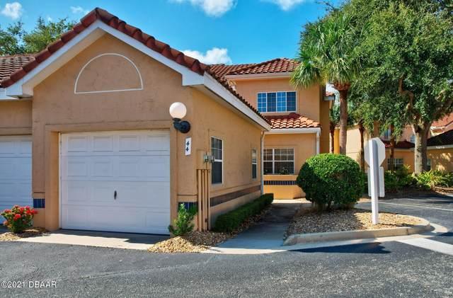 44 Captains Walk, Palm Coast, FL 32137 (MLS #1088953) :: Cook Group Luxury Real Estate