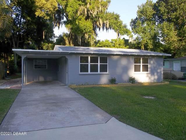 116 Mason Park Drive, Daytona Beach, FL 32117 (MLS #1088970) :: NextHome At The Beach II