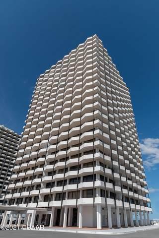 2828 N Atlantic Avenue #1203, Daytona Beach, FL 32118 (MLS #1089131) :: Cook Group Luxury Real Estate