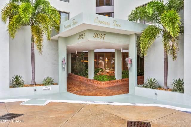 3047 S Atlantic Avenue #305, Daytona Beach Shores, FL 32118 (MLS #1089173) :: NextHome At The Beach II