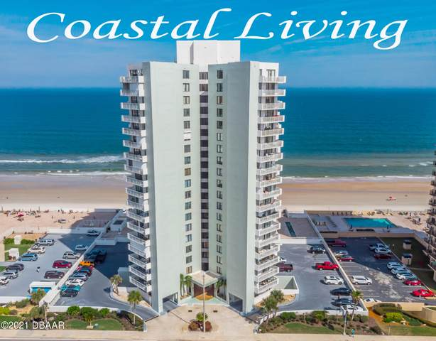 3047 S Atlantic Avenue #806, Daytona Beach Shores, FL 32118 (MLS #1089327) :: NextHome At The Beach II