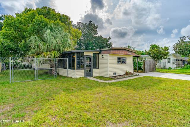 119 Aloha Terrace, Port Orange, FL 32129 (MLS #1089334) :: NextHome At The Beach II