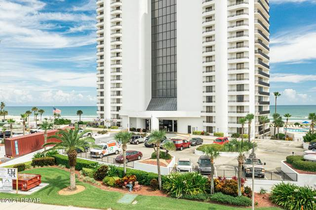 2555 S Atlantic Avenue Ph30, Daytona Beach Shores, FL 32118 (MLS #1089344) :: NextHome At The Beach II