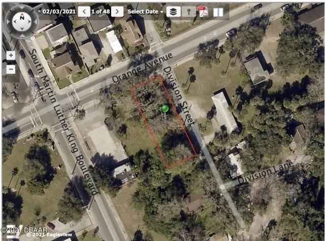 0 Orange Avenue, Daytona Beach, FL 32114 (MLS #1089358) :: NextHome At The Beach II
