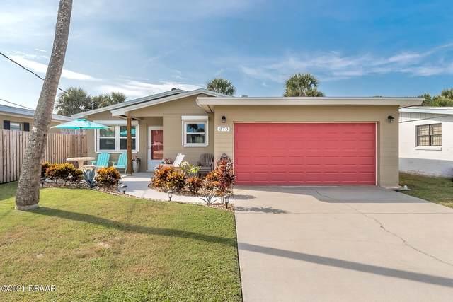 378 Woodland Avenue, Daytona Beach, FL 32118 (MLS #1089385) :: Momentum Realty