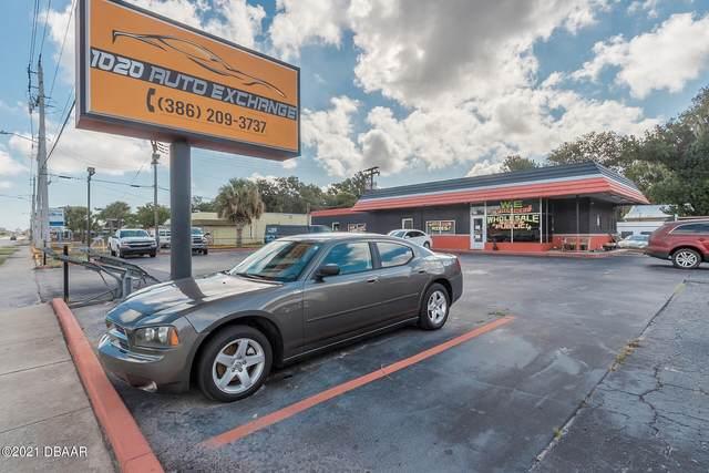 699 Mason Avenue, Daytona Beach, FL 32117 (MLS #1089407) :: NextHome At The Beach II
