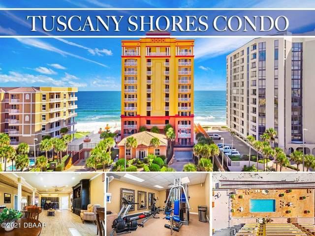 2901 S Atlantic Avenue #401, Daytona Beach Shores, FL 32118 (MLS #1089436) :: Cook Group Luxury Real Estate