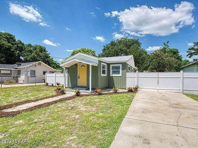 622 Virginia Avenue, Holly Hill, FL 32117 (MLS #1089447) :: NextHome At The Beach II