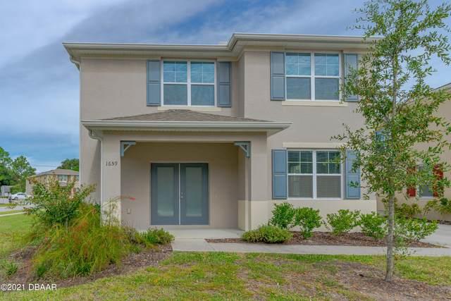 1659 Stowers Street, Port Orange, FL 32129 (MLS #1089504) :: NextHome At The Beach II