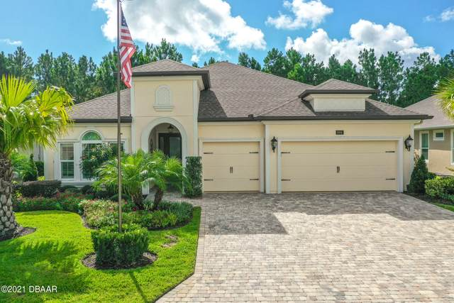 884 Creekwood Drive, Ormond Beach, FL 32174 (MLS #1089515) :: NextHome At The Beach II