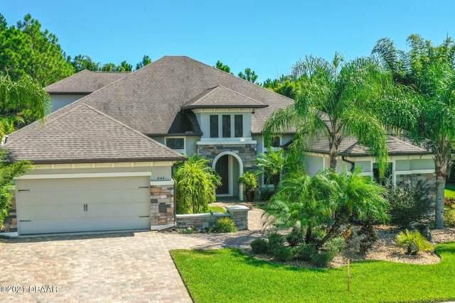 644 Southlake Drive, Ormond Beach, FL 32174 (MLS #1089524) :: NextHome At The Beach II