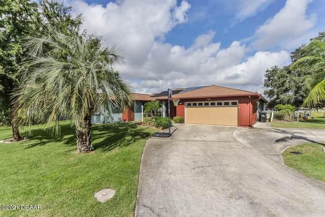 44 Colonial Court, Palm Coast, FL 32137 (MLS #1089531) :: NextHome At The Beach II