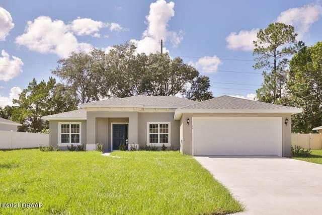 9 Rale Place, Palm Coast, FL 32164 (MLS #1089544) :: NextHome At The Beach II