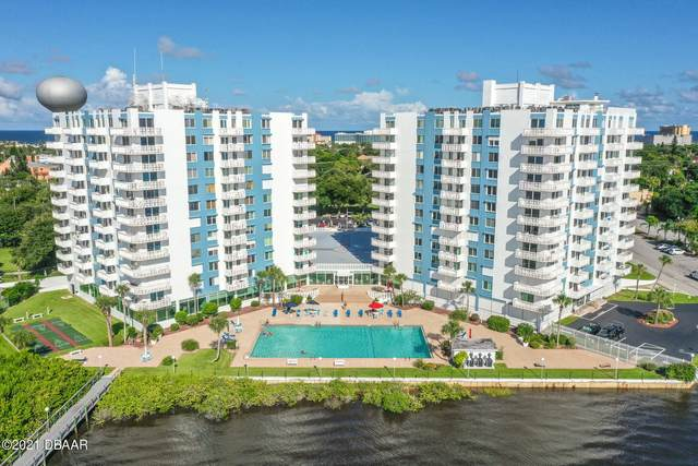 925 N Halifax Avenue #203, Daytona Beach, FL 32118 (MLS #1089546) :: Momentum Realty