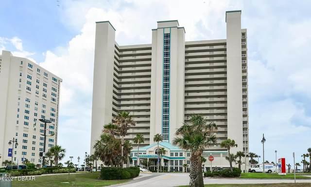3333 S.  Atlantic Avenue #1405, Daytona Beach Shores, FL 32118 (MLS #1089566) :: NextHome At The Beach II
