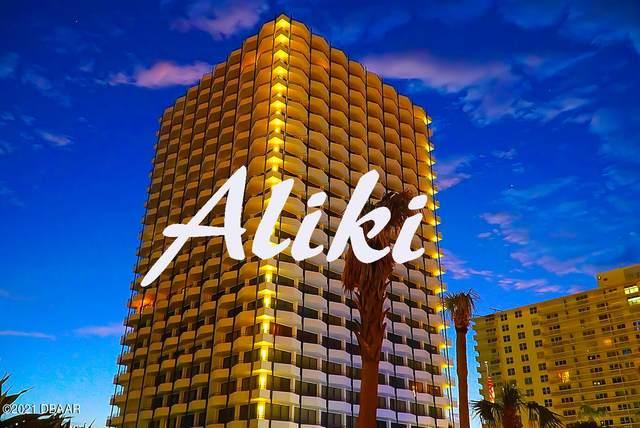 2828 N Atlantic Avenue #503, Daytona Beach, FL 32118 (MLS #1089593) :: Momentum Realty