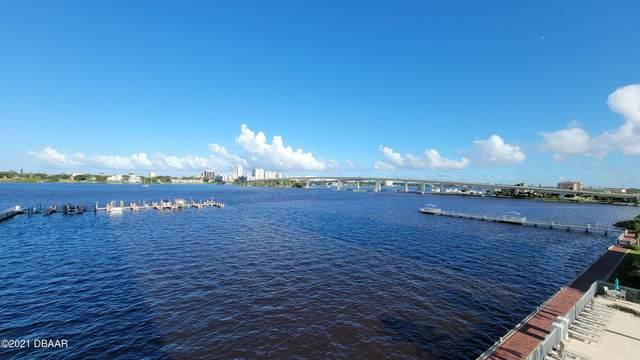 241 Riverside Drive #501, Holly Hill, FL 32117 (MLS #1089598) :: NextHome At The Beach II