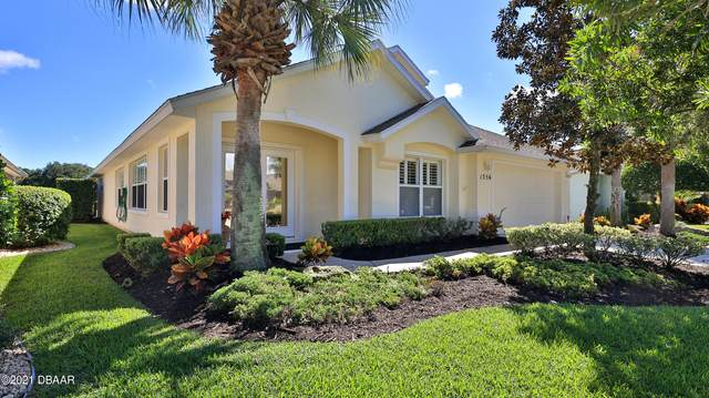 1356 Sunningdale Lane, Ormond Beach, FL 32174 (MLS #1089601) :: NextHome At The Beach II