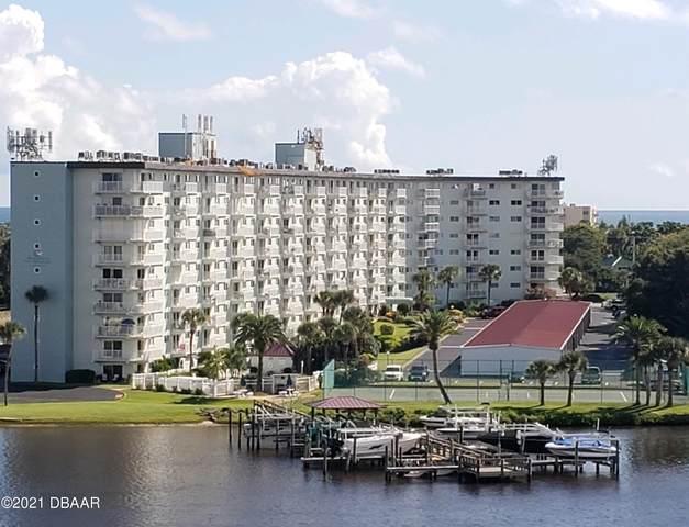 100 Silver Beach Avenue #902, Daytona Beach, FL 32118 (MLS #1089607) :: NextHome At The Beach II