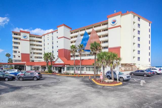 701 S Atlantic Avenue #606, Daytona Beach, FL 32118 (MLS #1089627) :: NextHome At The Beach II