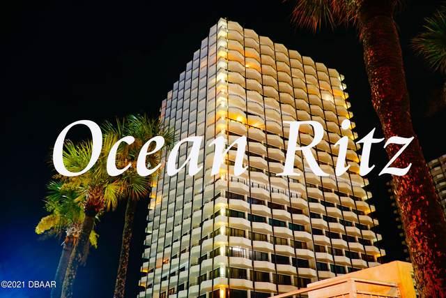 2900 N Atlantic Avenue #1504, Daytona Beach, FL 32118 (MLS #1089628) :: Momentum Realty