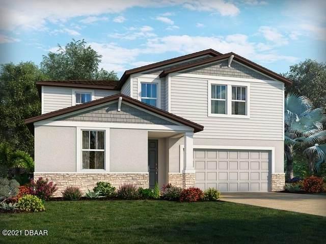 404 Sarah Nicole Way, New Smyrna Beach, FL 32168 (MLS #1089661) :: Cook Group Luxury Real Estate