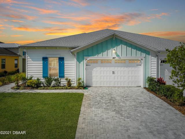 147 Margaritaville Avenue, Daytona Beach, FL 32124 (MLS #1089671) :: Cook Group Luxury Real Estate