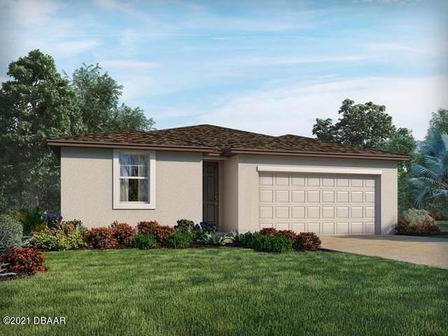 407 Sarah Nicole Way, New Smyrna Beach, FL 32168 (MLS #1089684) :: Cook Group Luxury Real Estate