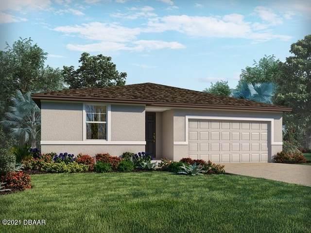 406 Sarah Nicole Way, New Smyrna Beach, FL 32168 (MLS #1089686) :: Cook Group Luxury Real Estate