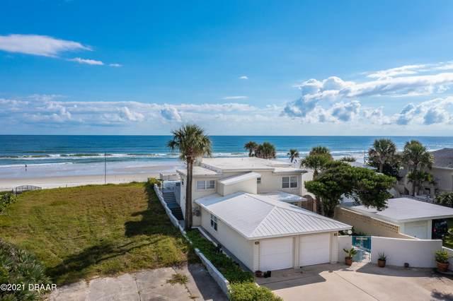 2713 S Atlantic Avenue, Daytona Beach Shores, FL 32118 (MLS #1089721) :: Cook Group Luxury Real Estate