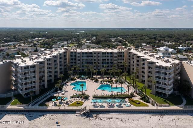 2401 S Atlantic Avenue A505, New Smyrna Beach, FL 32169 (MLS #1089755) :: Cook Group Luxury Real Estate