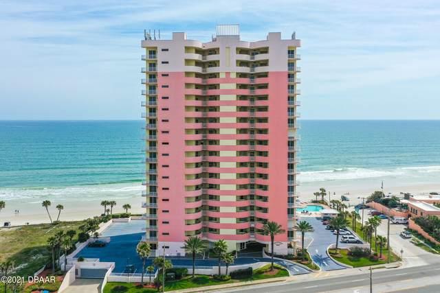 1900 N Atlantic Avenue #1603, Daytona Beach, FL 32118 (MLS #1089771) :: Cook Group Luxury Real Estate