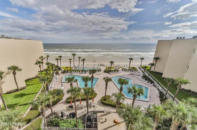 2401 S Atlantic Avenue A604, New Smyrna Beach, FL 32169 (MLS #1089773) :: NextHome At The Beach II