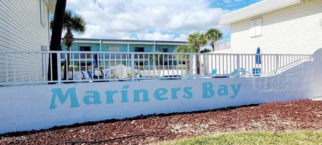 2850 Ocean Shore Boulevard #140, Ormond Beach, FL 32176 (MLS #1089780) :: Memory Hopkins Real Estate