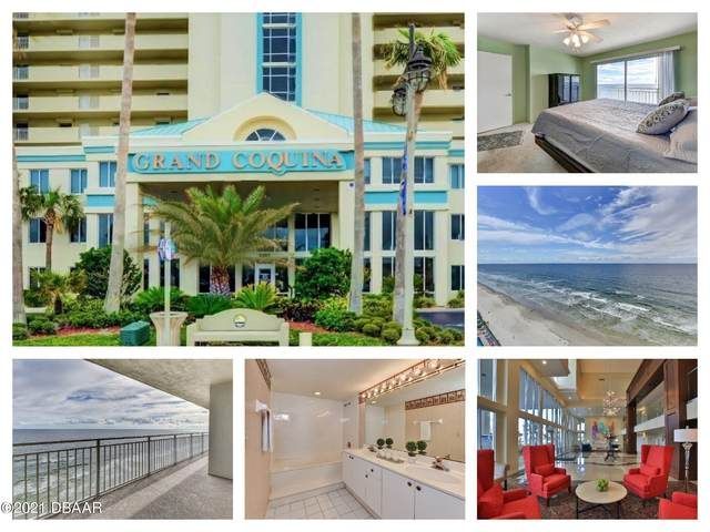 3333 S Atlantic Avenue #1502, Daytona Beach Shores, FL 32118 (MLS #1089791) :: Momentum Realty