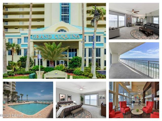 3333 S Atlantic Avenue #1403, Daytona Beach Shores, FL 32118 (MLS #1089794) :: Momentum Realty
