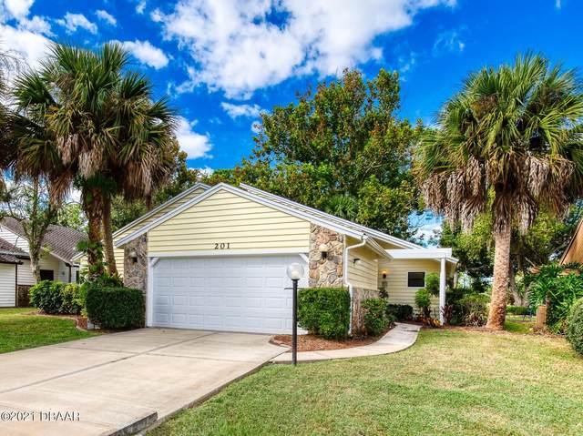 201 N Gull Circle, Daytona Beach, FL 32119 (MLS #1089795) :: Cook Group Luxury Real Estate